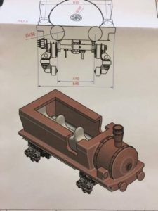 Helt nyt vognkoncept fra Gerstlauer - ingen bøjler eller seler, men nærmere noget der minder om en båd til en logflume. Far, mor og barn får muligheden for at sidde i samme vogn!